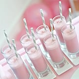 Strawberry Milkshake Shooters