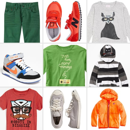 Back-to-School Shopping Trends For Boys
