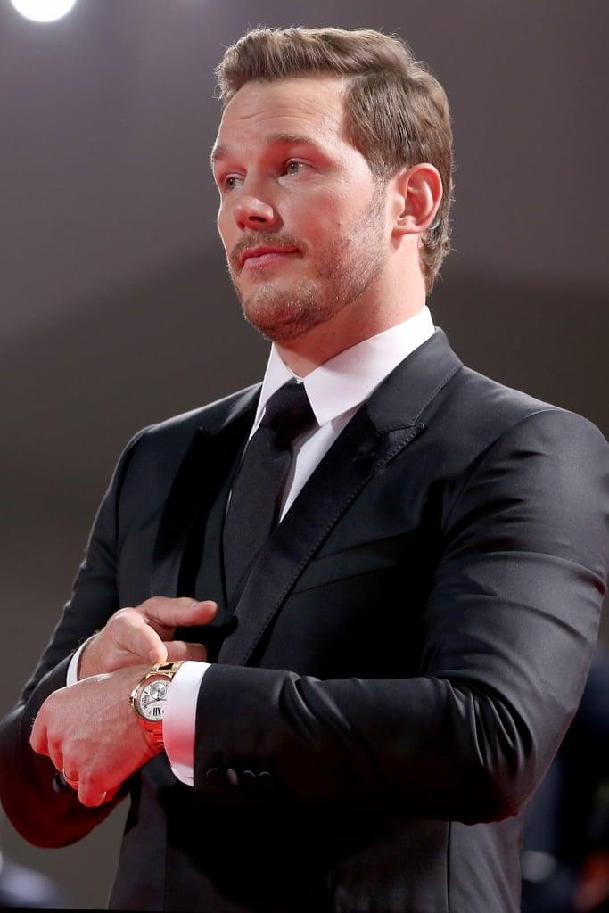 Chris Pratt at Venice Film Festival 2016   Pictures