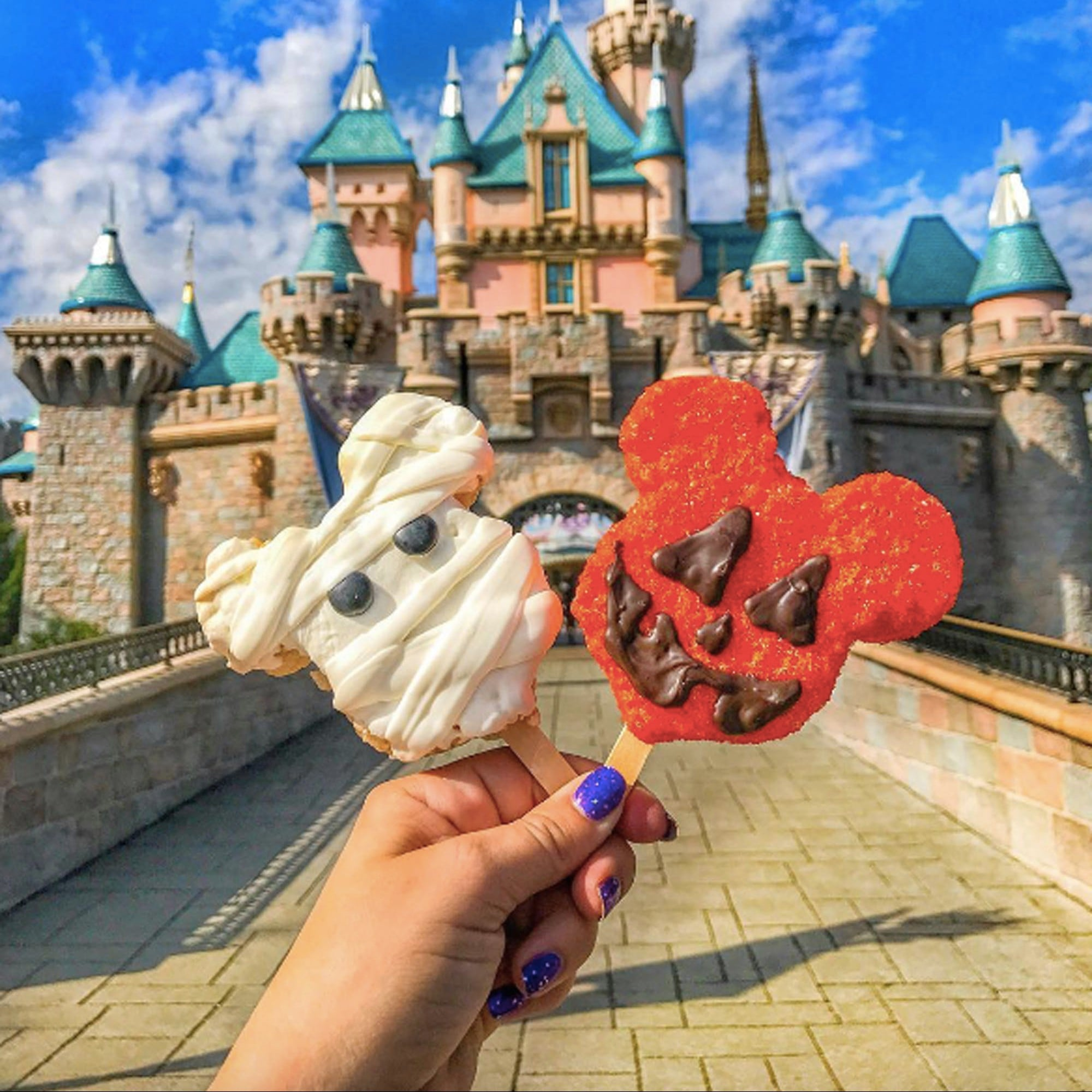 Disneyland Halloween Food 2017 | POPSUGAR Food