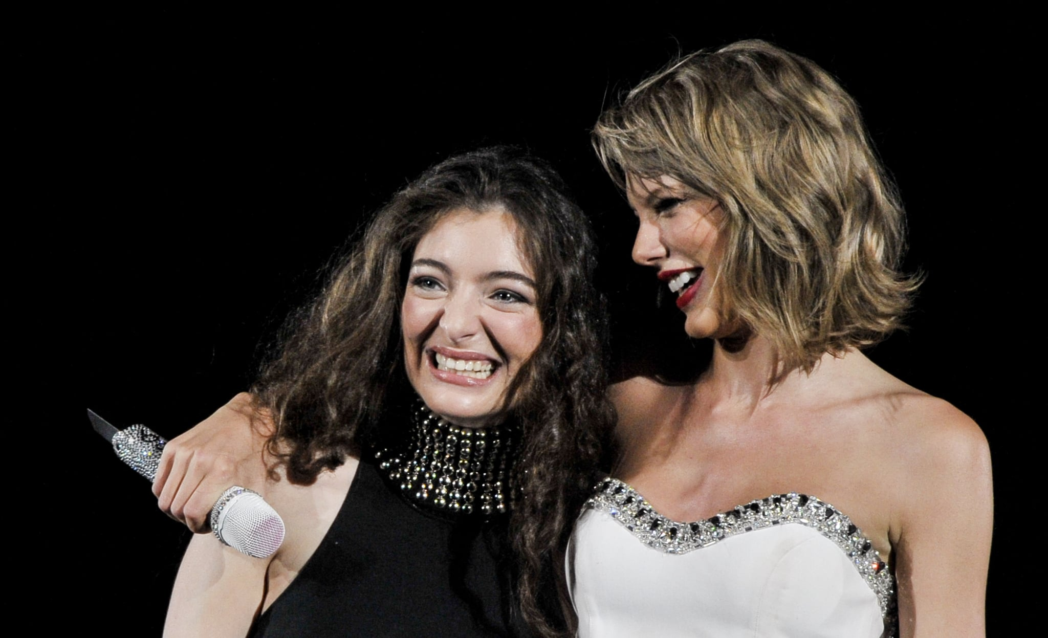 Lorde Is Taylor Swift's Friend, but She's Not in Her Squad