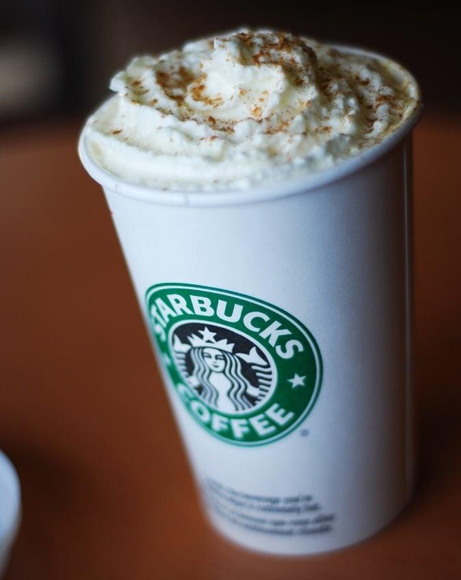 Starbucks Pumpkin Spice Latte Popsugar Fitness Uk
