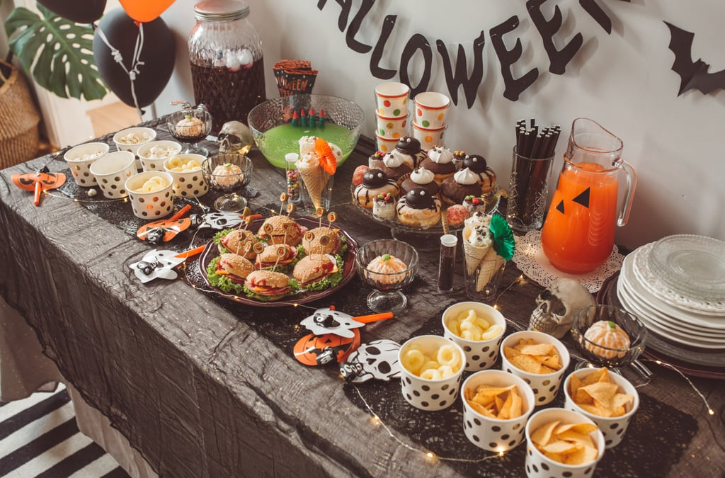 Have a Family Halloween Party