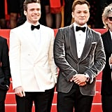 Richard Madden and Taron Egerton Pictures