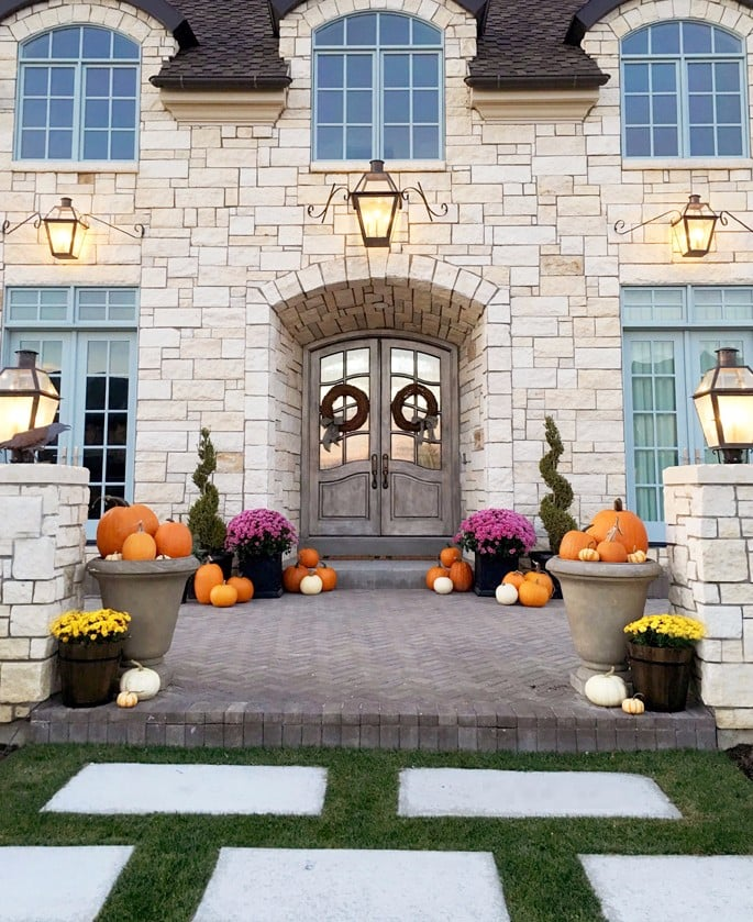 How To Decorate Girly Bedroom: How To Decorate Your Front Porch For Fall