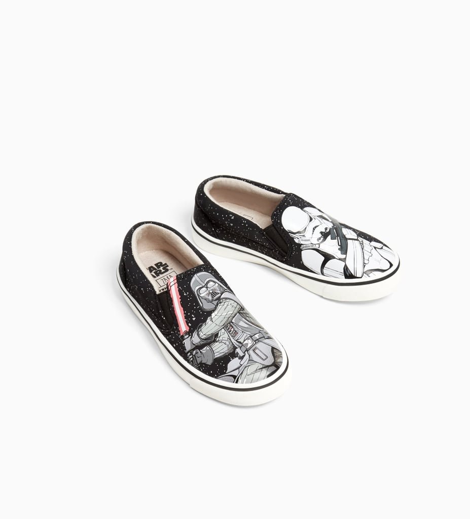 Zara Star Wars Sneakers | Back-to