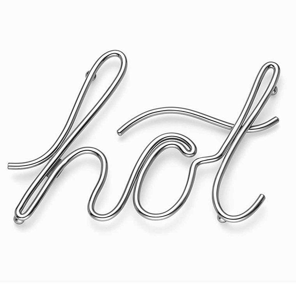 Kate Spade New York 880264 All in Good Taste Piping Hot Metal Trivet