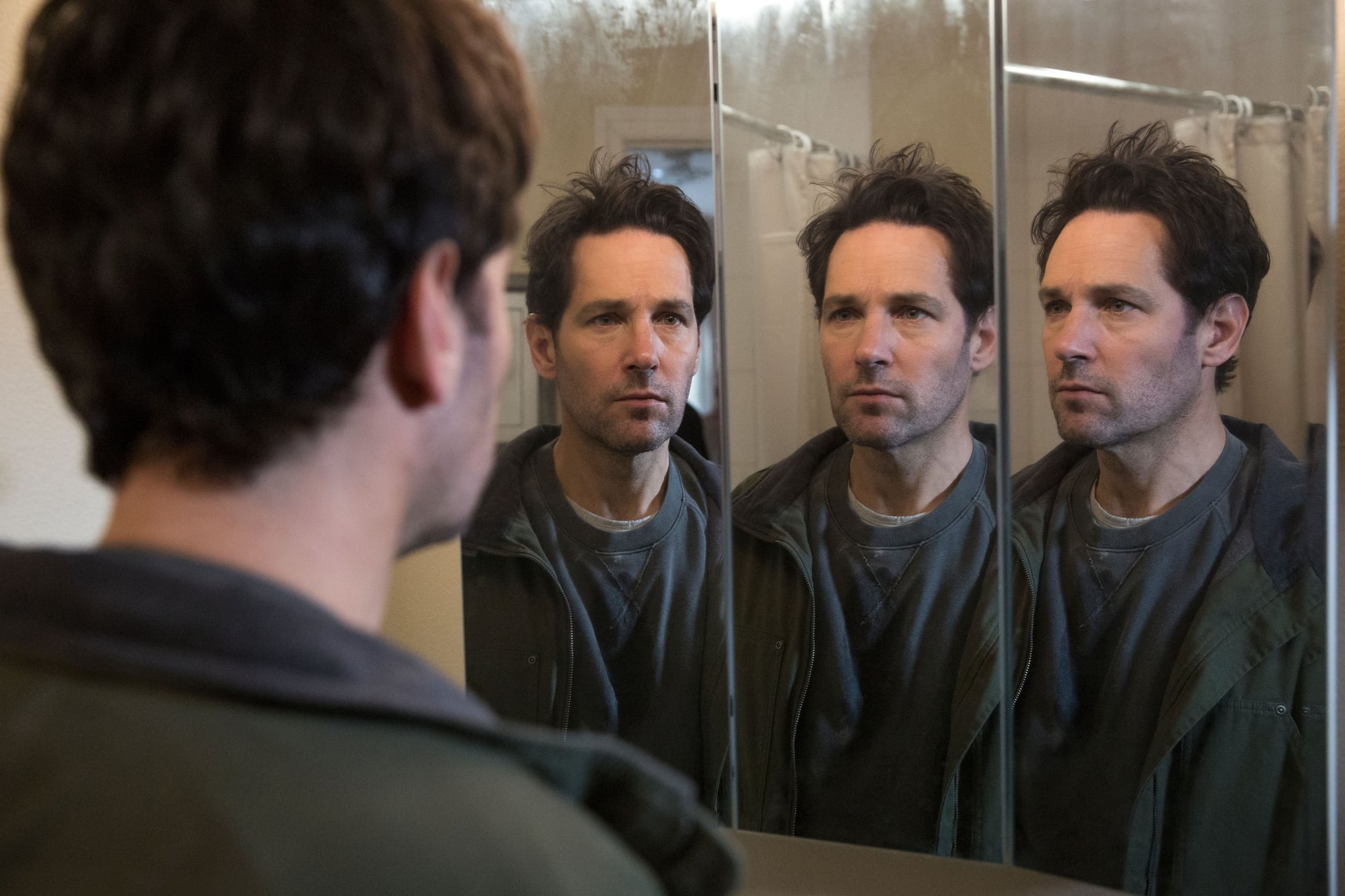 LIVING WITH YOURSELF, Paul Rudd, (Season 1, ep. 108, aired Oct. 18, 2019). photo: Eric Liebowitz / Netflix / courtesy Everett Collection