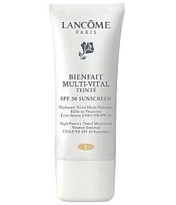 Product Review: Lancôme Bienfait Multi-Vital Teinté