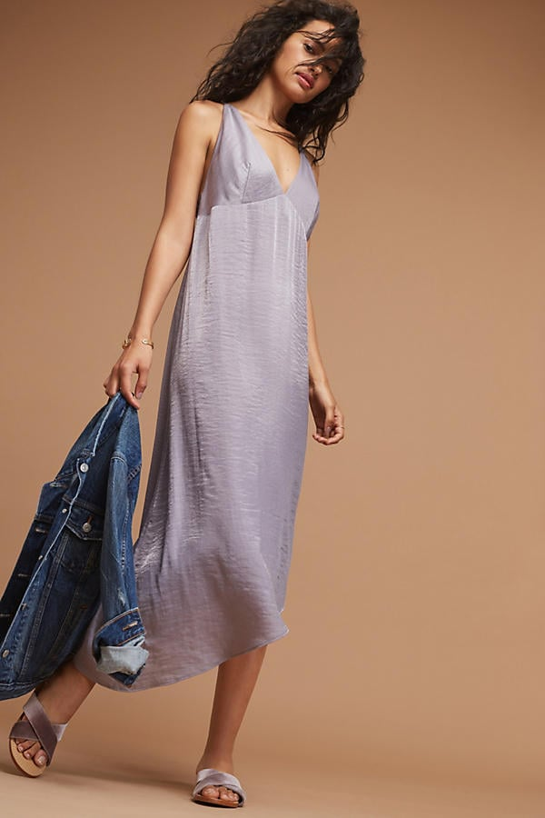 Moulinette Soeurs Winnie Woven Slip Dress The Best Outdoor Wedding