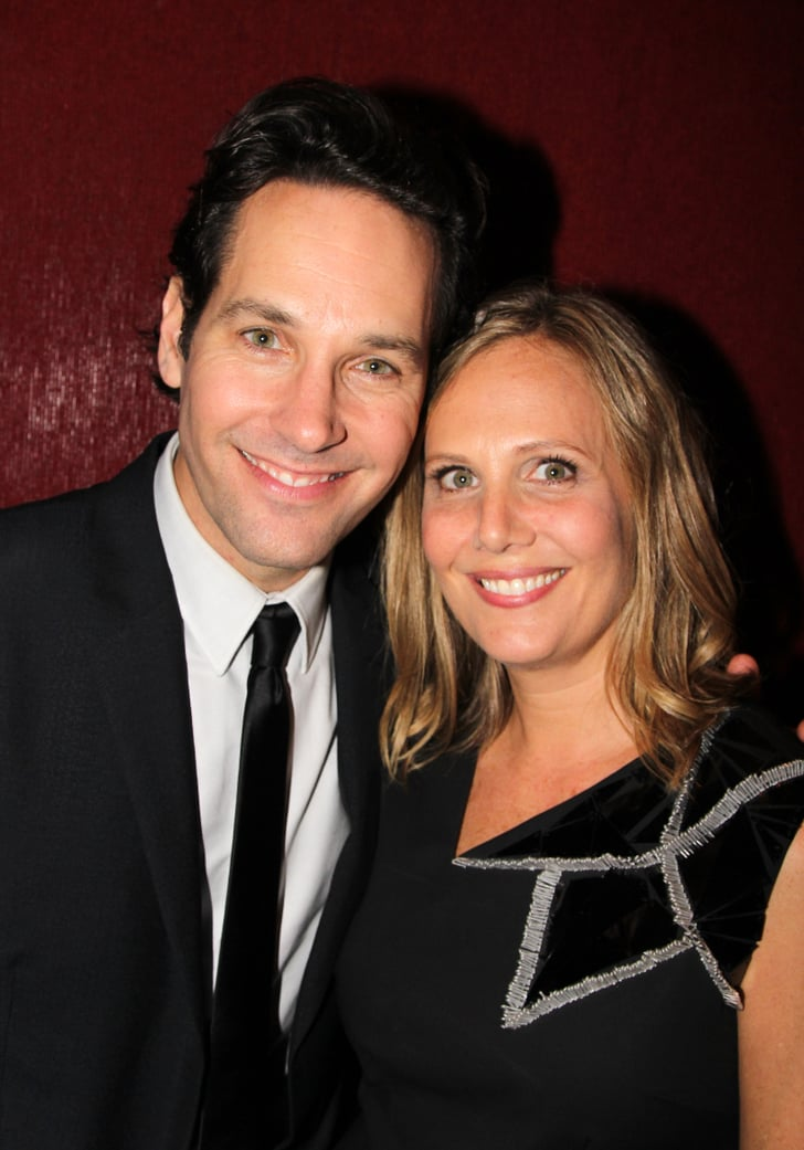paul rudd julie yaeger how did they meet