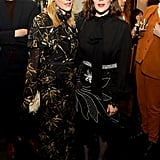 The duo attended a Vogue event in February 2020.