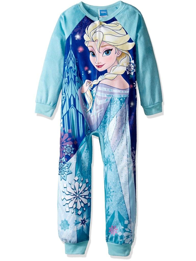 Frozen Elsa Minky Blanket Sleeper