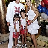 July 4, 2003, John Anthony DeJoria's 6th Birthday Party