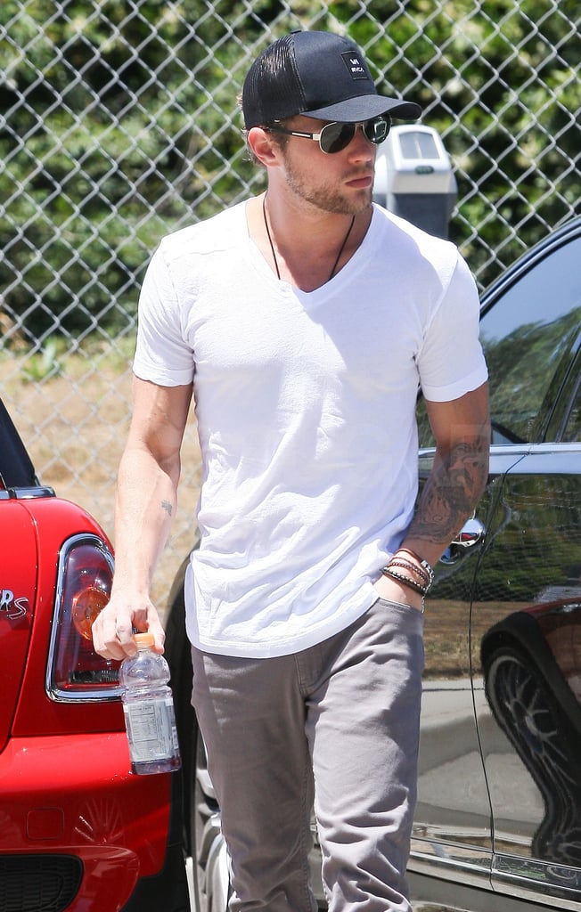 Hot Dad Ryan Phillippe Looks Good in the PopSugar 100