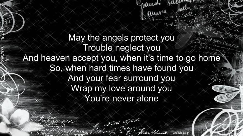 """""""Never Alone"""" by Lady Antebellum"""