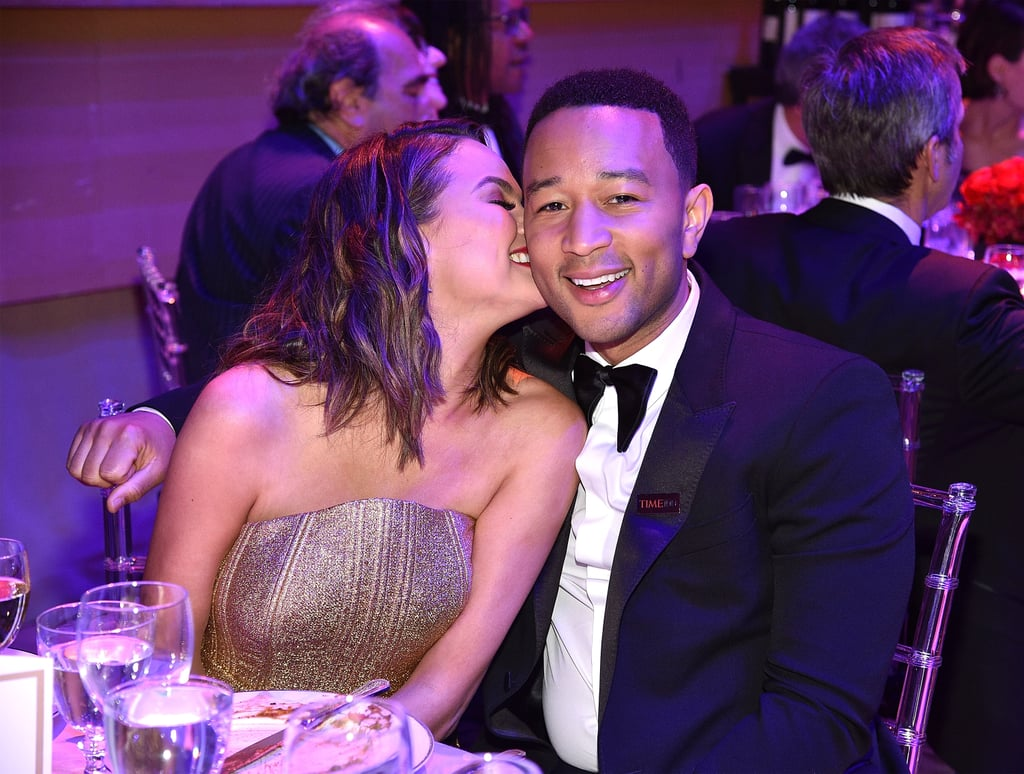 Chrissy Teigen Tweets on John Legend Sexiest Man Alive Title