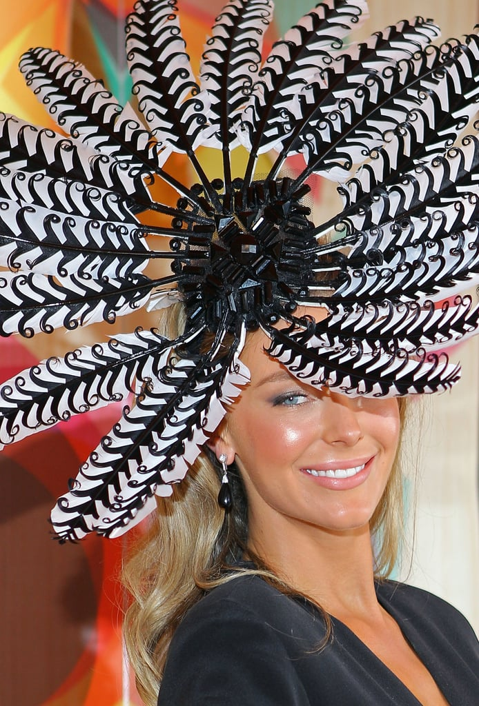 Jennifer Hawkins, Derby Day 2010