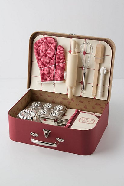 Baking Set Anthropologie Kids Gifts Popsugar Family