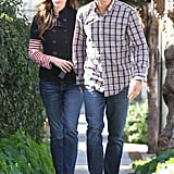 Julia Roberts and Daniel Moder Stroll Together in Sunny LA