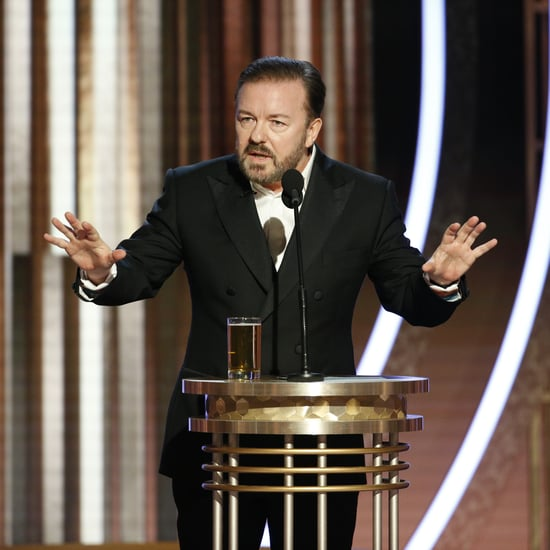 Watch Ricky Gervais's Monologue at the Golden Globes 2020