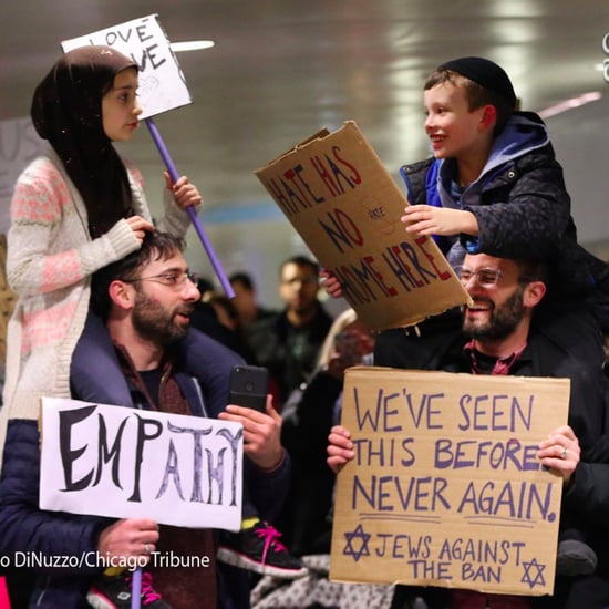 The Story Behind Viral Photo from Protests
