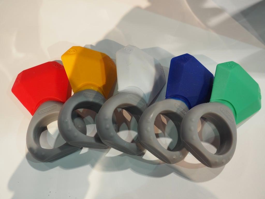 InnoBaby Birthstone Ring Teethers