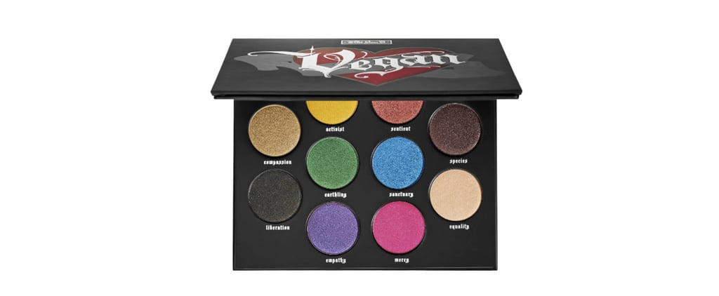 Kat Von D Vegan Love Eyeshadow Palette Review