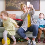 Hilarious Ad Reminds Moms to Get in the Freaking Photos With Their Kids
