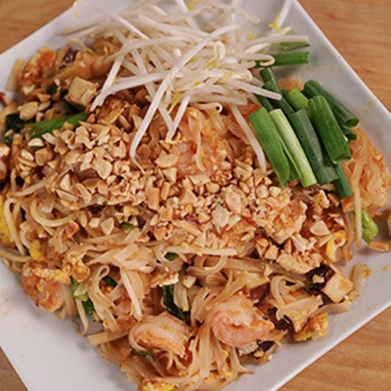 Pad thai recipe video popsugar food forumfinder Choice Image