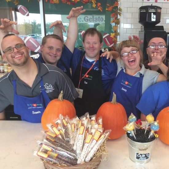 Adults With Down Syndrome Run Cafe