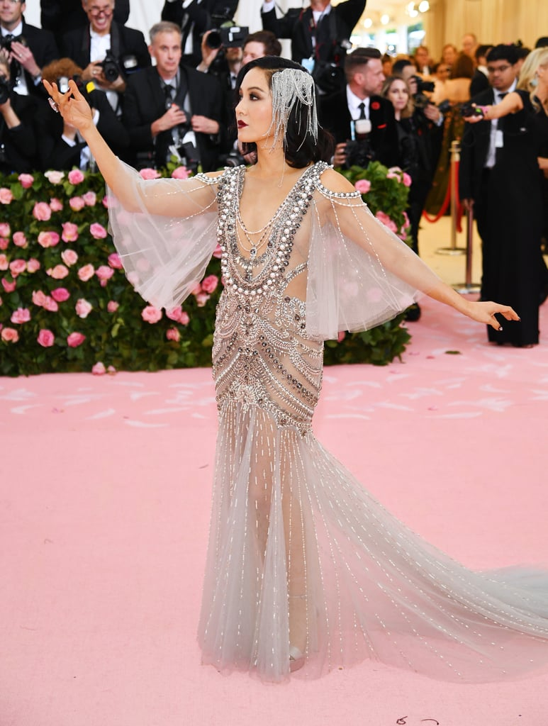 Constance Wu at the 2019 Met Gala
