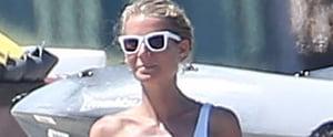 Gwyneth Paltrow Celebrates Her 44th Birthday by Kicking Back in a Bikini