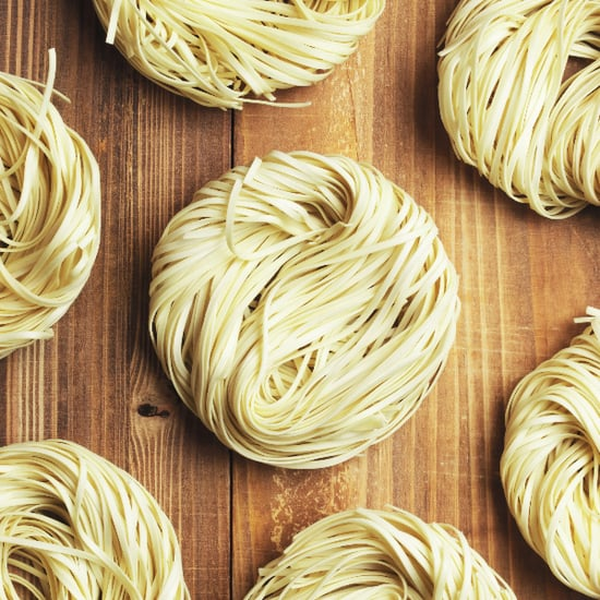 Types of Asian Noodles