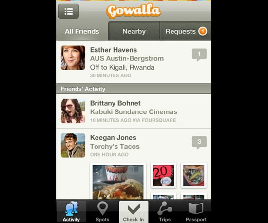 Gowalla 3 Arrives, Integrates Foursquare and Facebook