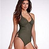 Freya Glam Rock Halter Swimsuit ($110)