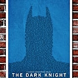 The Dark Knight Typography Poster ($13)
