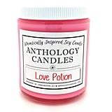 Love Potion candle ($16) with musk, chocolate, and peppermint notes
