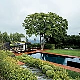 Jennifer Aniston's Home in Architectural Digest 2018