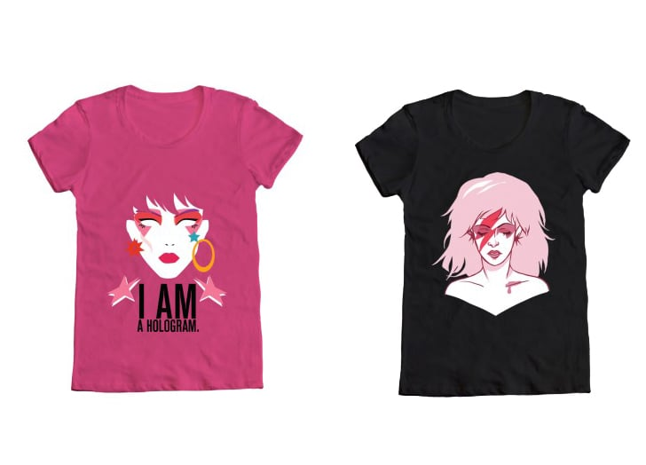 Jem and the Holograms T-Shirts