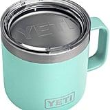 Yeti Rambler 14 oz Stainless Steel Vacuum Insulated Mug