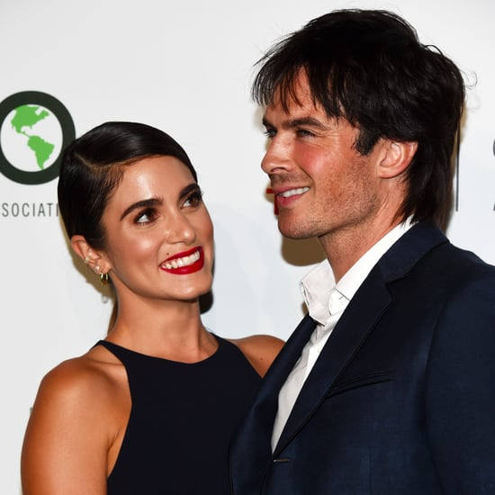 Ian Somerhalder and Nikki Reed at the EMA Awards 2016