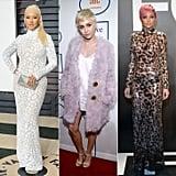 Christina Aguilera, Miley Cyrus, and Nicole Richie