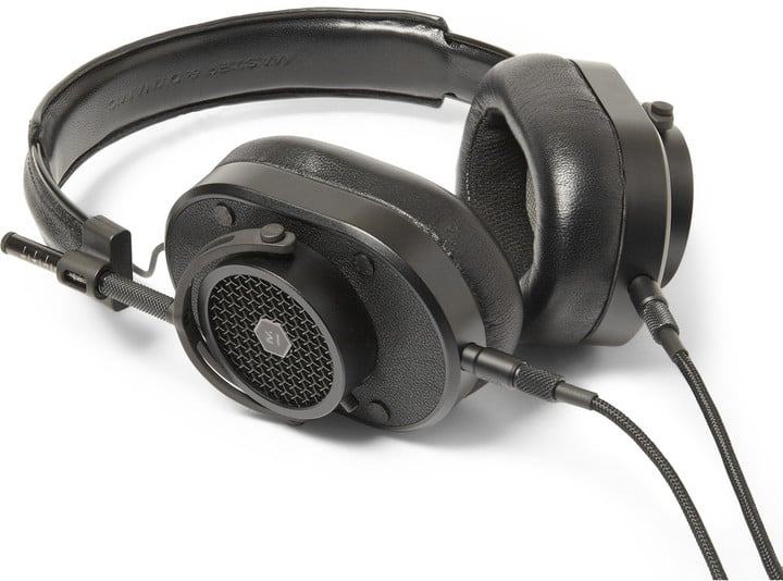 Leather Over-Ear Headphones