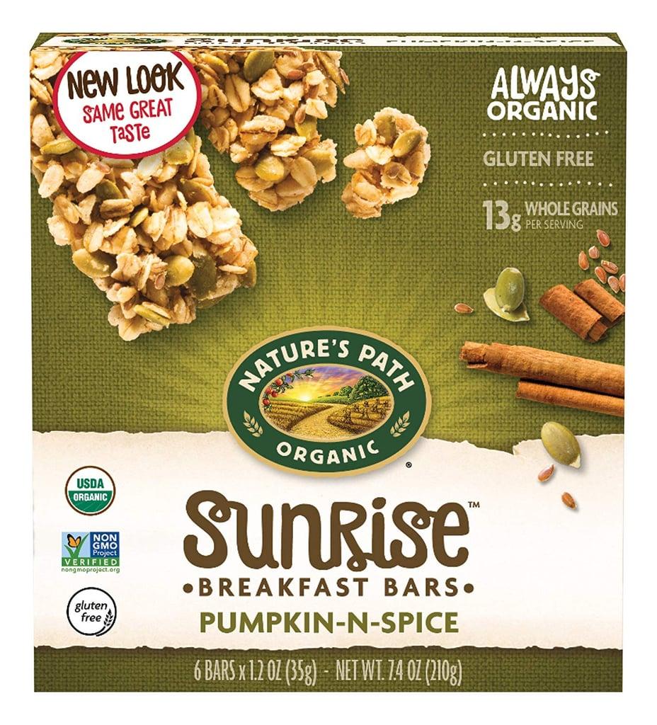 Nature's Path Pumpkin-N-Spice Breakfast Bars