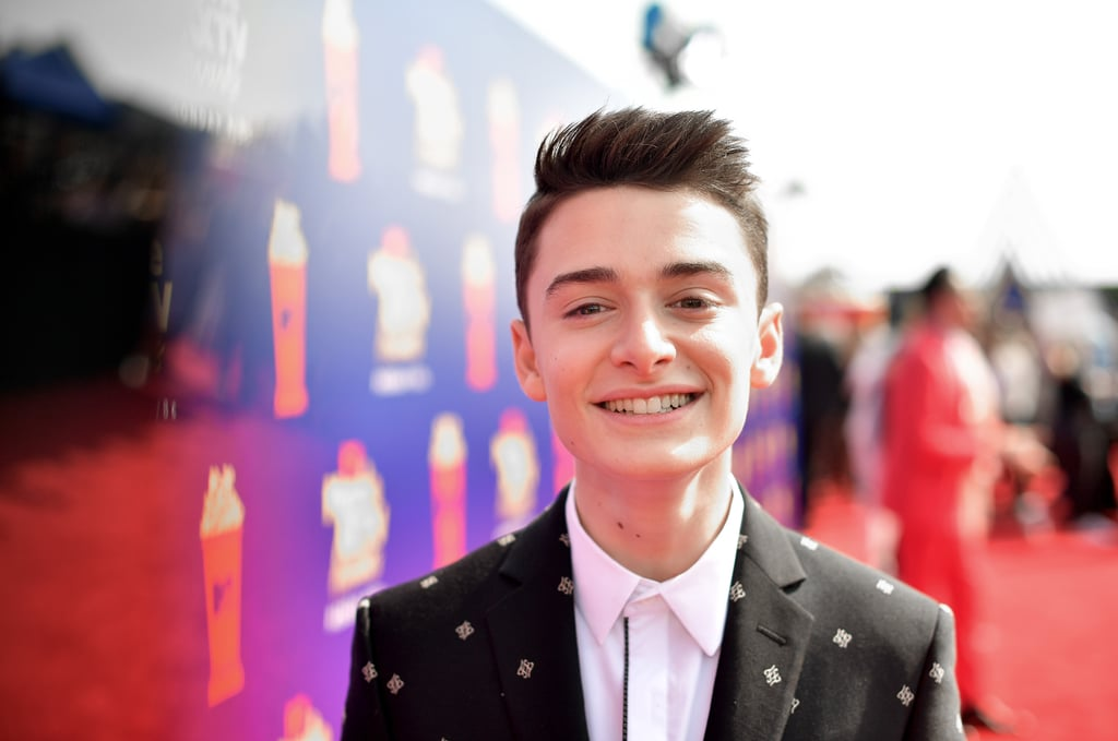 Noah Schnapp at the 2019 MTV Movie and TV Awards