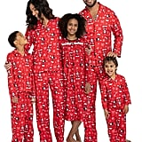 Disney Mickey Mouse Holiday Family Pajamas