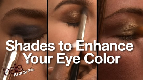 How to Find the Best Eye Shadow for Your Eye Color