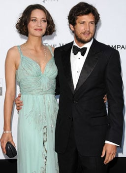 Marion Cotillard Gives Birth to a Son called Marcel Canet in Paris