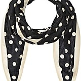 Marc Jacobs Polka Dot Diamond Stole Scarves